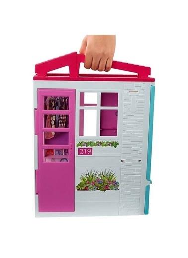 Barbie Barbie Taşınabilir Portatif Evi FXG54 Renkli